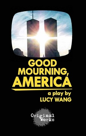 """GOOD MOURNING, AMERICA"" by Lucy Wang"