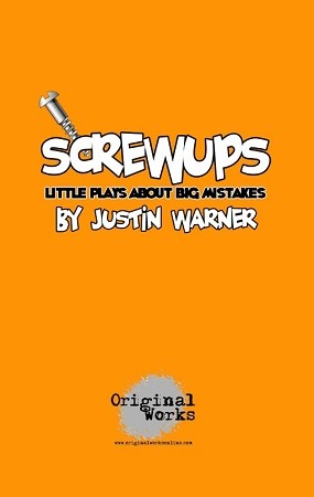 SCREWUPS by Justin Warner