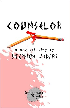 """COUNSELOR"" by Stephen Cedars"