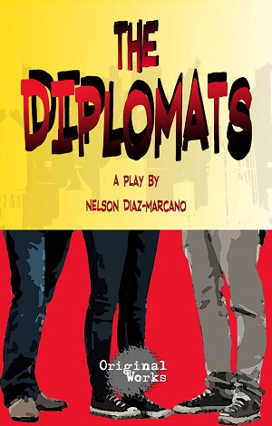 """THE DIPLOMATS"" by Nelson Diaz-Marcano"