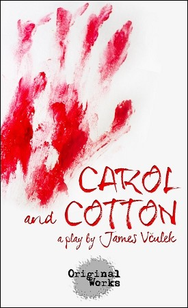 """CAROL AND COTTON"" by James Vculek"