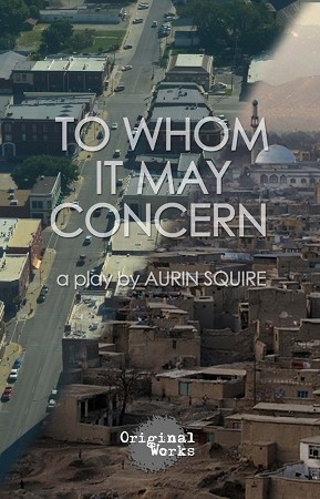 """TO WHOM IT MAY CONCERN"" by Aurin Squire"