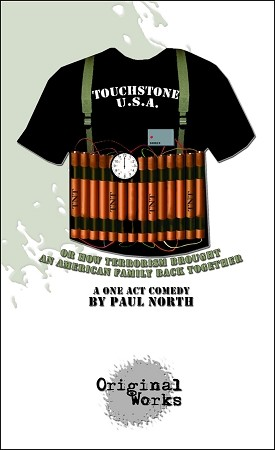 TOUCHSTONE USA by Paul North