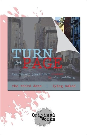 TURN THE PAGE by Alex Goldberg